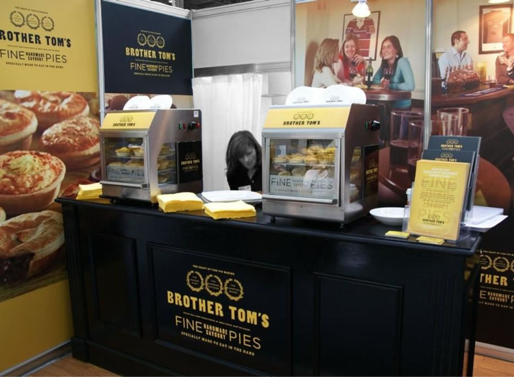 Retail Display at Exhibition