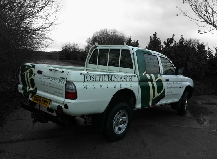Thame Vehicle Graphics