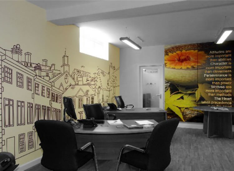 Office Wall Graphics