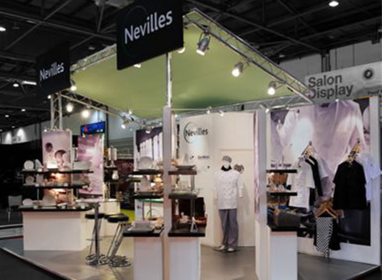 Conference Retail Display at NEC