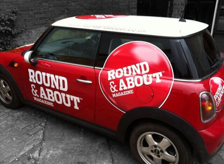 Vehicle Graphics Oxford For Cars