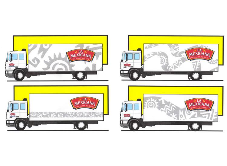 Lorry Vehicle Graphics Aylesbury