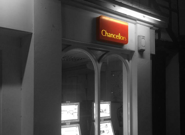 Shop Fascia Light in Bicester
