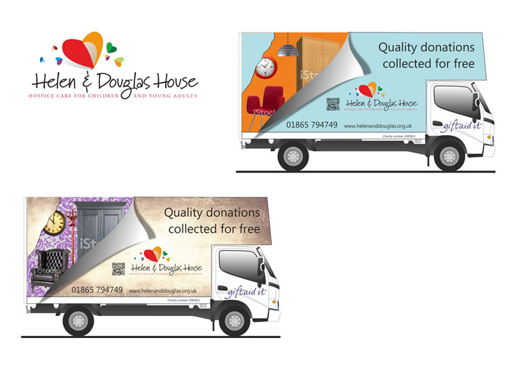 Commercial Van Liveries around Aylesbury