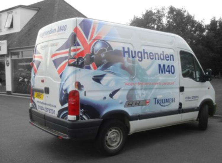 Vehicle Graphics Thame